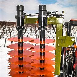 Pre-pruning machine PRO (2)