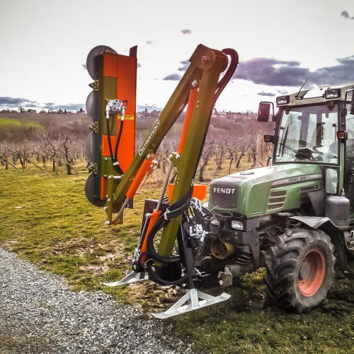 Pruning machine SL1 (2)