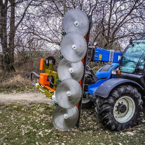 Pruning machine SL4M (2)