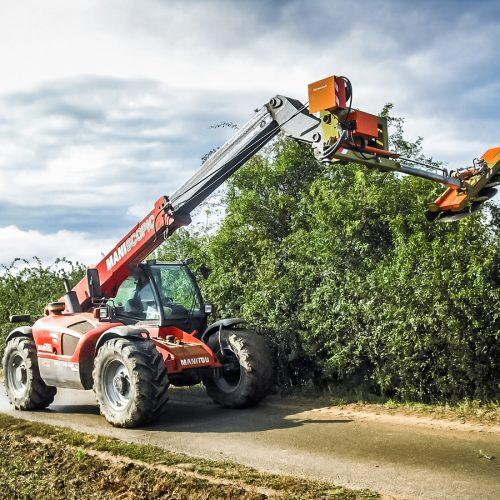 Pruning machine SL4M (4)